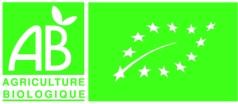 AB + Logo européen côte à côte